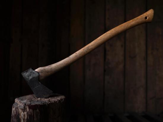 В Стругах Красных за кражу при помощи топора осудили жителя Ленобласти