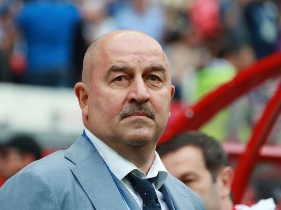 Черчесов прокомментировал решение Дании не пускать россиян на матч Евро-2020