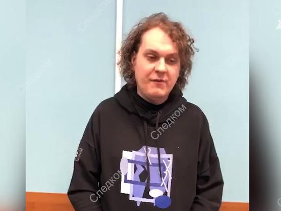 Задержанный в Петербурге блогер Хованский признал свою вину по призыву к терроризму