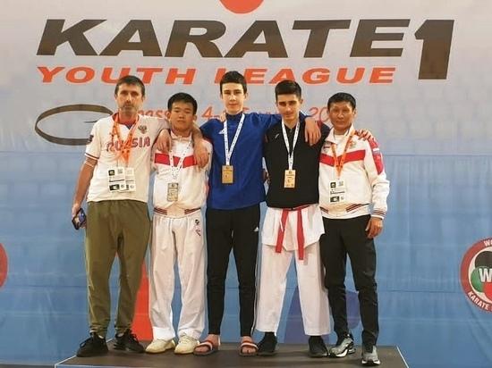 Сахалинские каратисты взяли серебро и бронзу международных соревнований