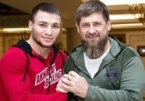 Чеченский боксер Имам Хатаев поедет на Олимпийские игры в Токио