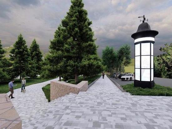 Курортный сбор Железноводска уйдет на старейший вход в парк