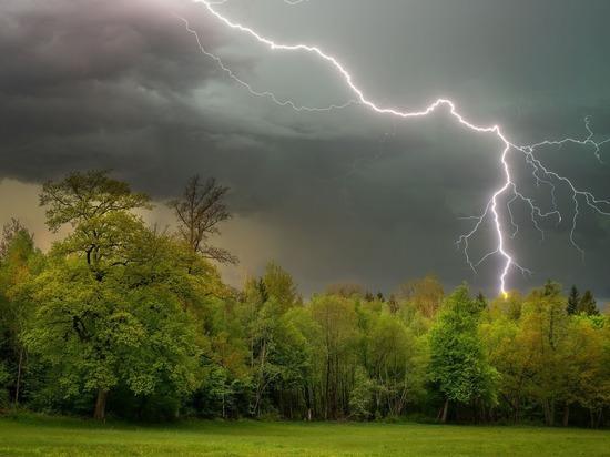 Ставрополье предупреждают о сильном дожде и подъеме воды в реках