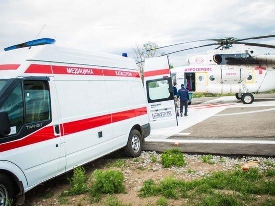 Минздрав готов доставить в Читу пострадавших при взрыве на Тугнуйском разрезе