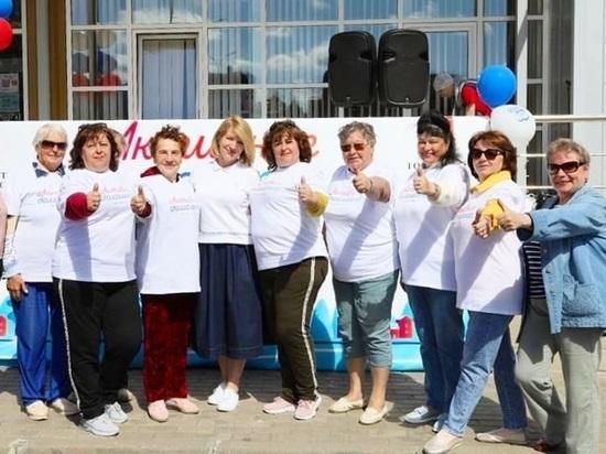 В «Питомнике» устроили фестиваль для представителей серебряного возраста