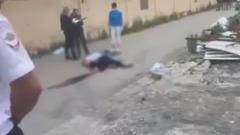 Появились кадры с места убийства судебных приставов в Сочи