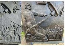 Ко Дню города в Калуге восстановят советские вывески и барельефы