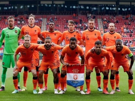 Показываем состав сборной Нидерландов на чемпионат Европы-2020.
