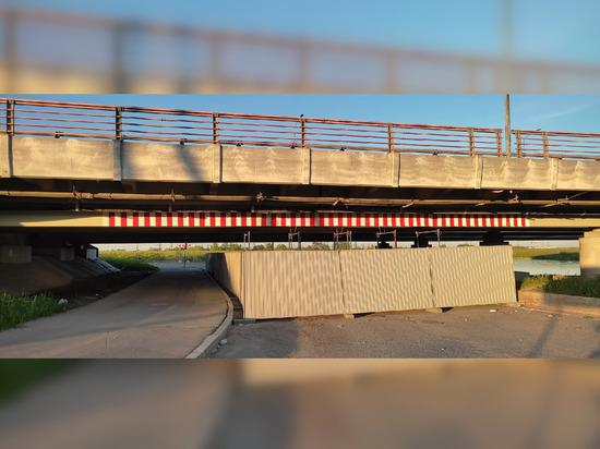«Мост глупости» в Петербурге исправят за 18 млн рублей