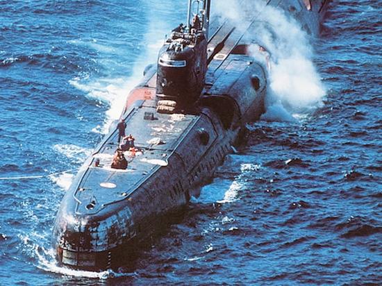 Авария на Тихоокеанском флоте стала прологом Чернобыльской катастрофы