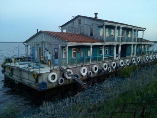В Татарстане появится музей на воде