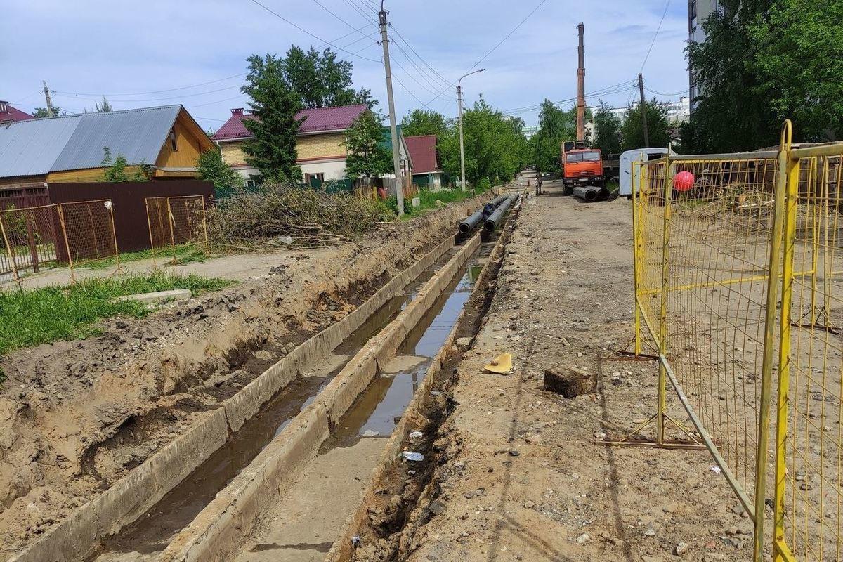В Костроме продолжается битва за горячую воду