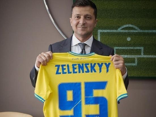 Путина не удивила новая форма сборной Украины по футболу