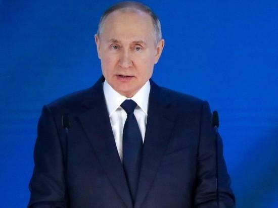 """Путин сравнил украинский закон о """"коренных народах"""" с идеями нацистов"""