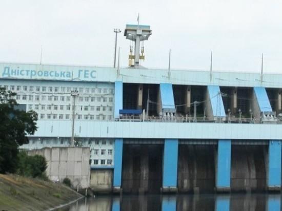 Днестровский гидроэнергетический комплекс расположен в верховьях Днестра на территории Украины