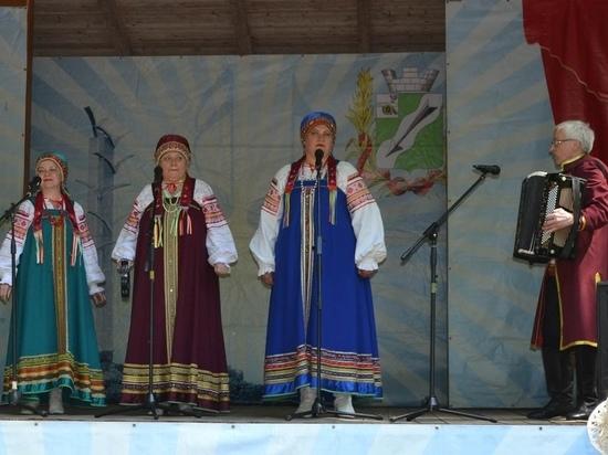 В Демидове состоялся первый этап Областного праздника «Играй и пой, гармонь смоленская…»