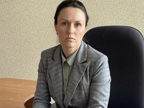 Кресло Александры Юнициной заняла её заместитель Елена Писаренко.