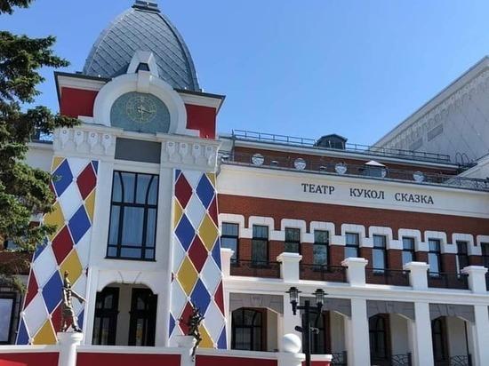 В Барнауле полностью готово к работе новое здание театра кукол «Сказка»