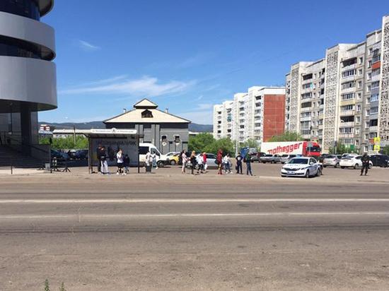 В Улан-Удэ пожилого мужчину сбили на автотрассе без дорожной разметки