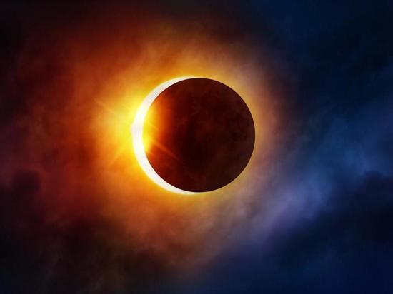 Сегодня вечером в Улан-Удэ произойдет солнечное затмение
