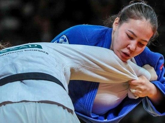 Якутянка дебютирует на чемпионате мира по дзюдо