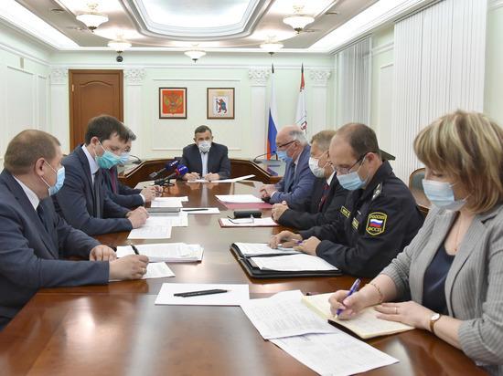 Глава Марий Эл поручил поддержать водоканалы республики