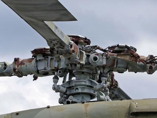 ФСБ выставила на торги два вертолета в Чите