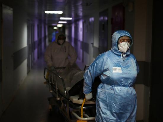 В Хакасии второй день подряд регистрируют три смерти от COVID-19