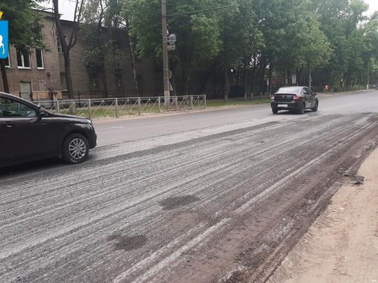 В Йошкар-Оле начат ремонт улицы Машиностроителей