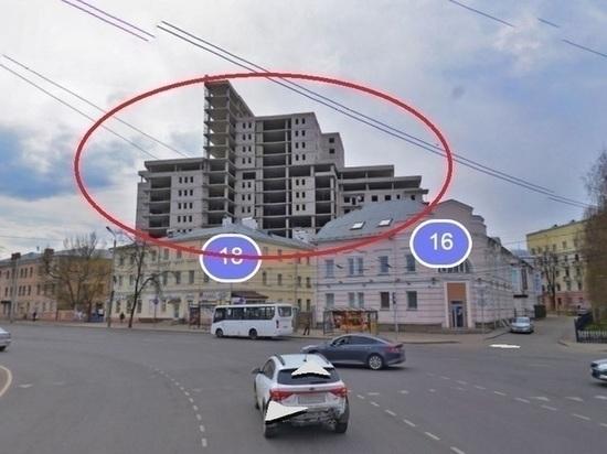 Ярославский «Мордор» снова выставлен на торги