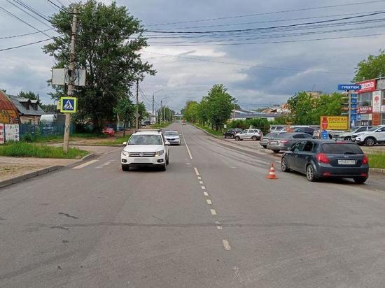 Костромские ДТП: иномарка сбила двух женщин на «зебре»