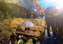 На Правобережье Калуги вернут воду
