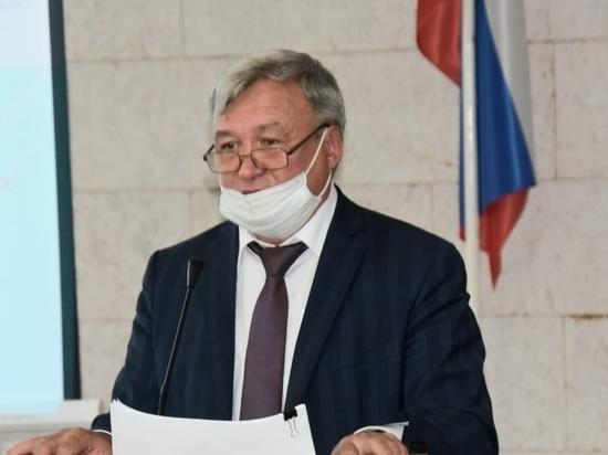Депутаты избрали главой Читинского района Виктора Машукова