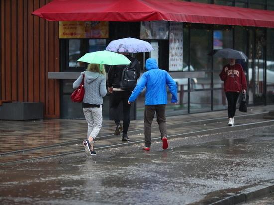 В четверг в Волгограде будет пасмурно и дождливо