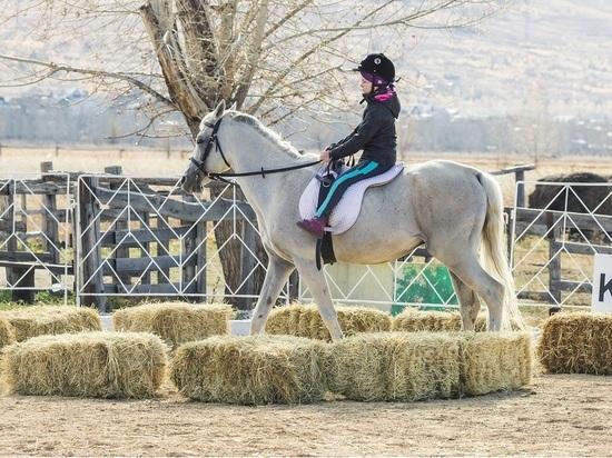 В Хакасии пройдут конные соревнования среди спортсменов-инвалидов