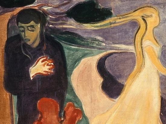 В Брянске пройдут бесплатные экскурсии по выставке Эдварда Мунка
