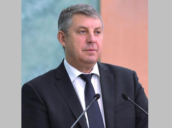 Губернатор счел завышенной смету строительства новой дороги в Брянске