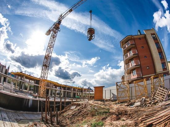 В Курской области за пять лет хотят возвести более миллиона квадратных метров жилья