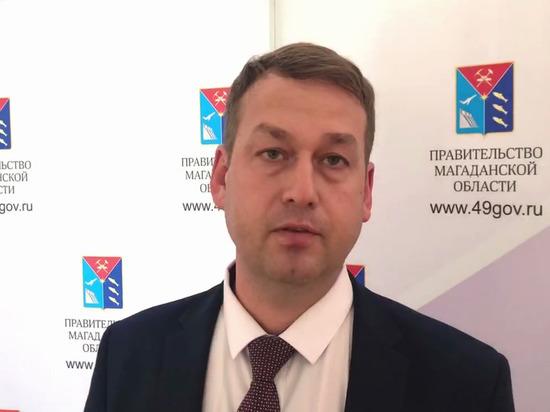 Алексей Сиорпас стал новым руководителем Минтранса Колымы