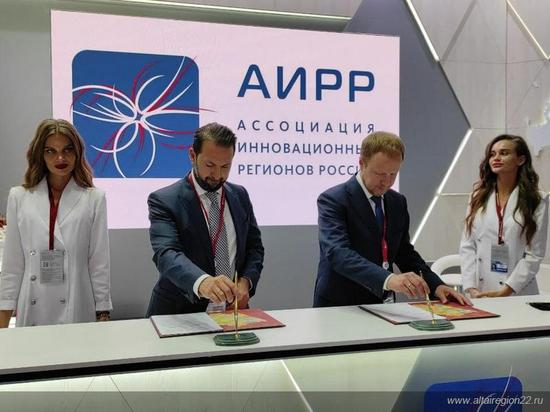 Договорились на десятки миллиардов: Алтайский край продуктивно поработал на международном экономическом форуме