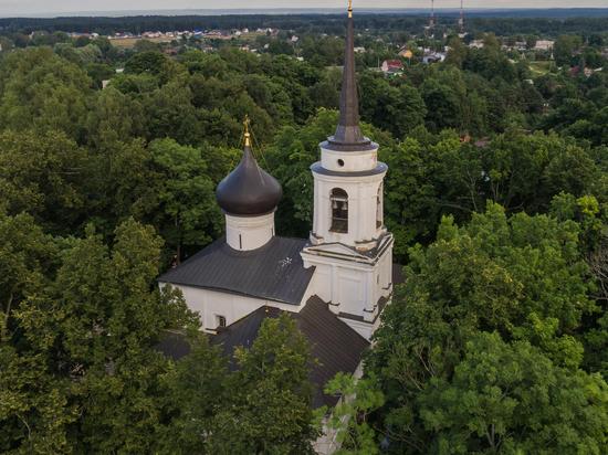 Проект реставрации Святогорского монастыря в Пушкинских Горах передали на экспертизу