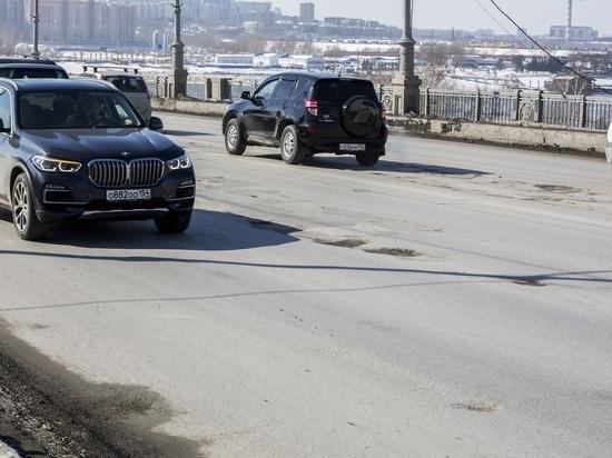 Эксперты отклонили документы на капремонт Октябрьского моста в Новосибирске