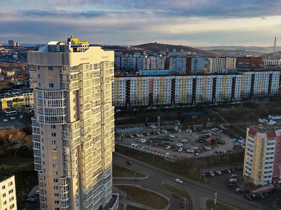В Приморье стали больше покупать квартир долевым способом