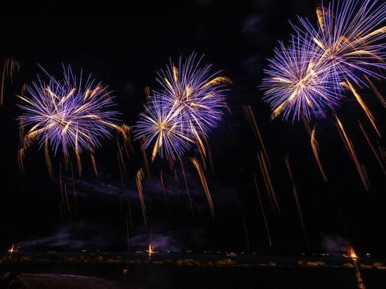 12 июня в Уфе прогремят два праздничных салюта