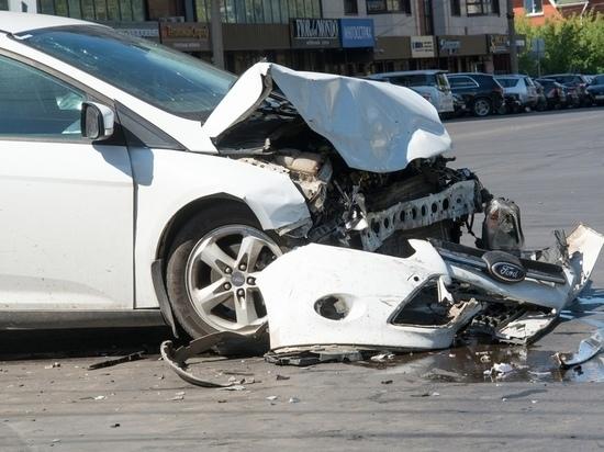 В Туле за сутки три человека пострадали в ДТП