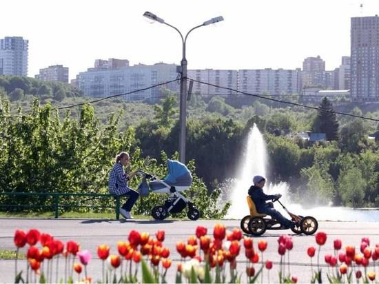 В Туймазах площадь Октября обновится к октябрю