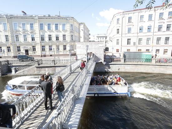 Петербургские мосты поучаствуют в Евро-2020