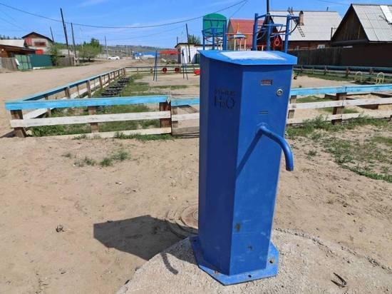 В Улан-Удэ появятся еще 17 «умных» водоколонок