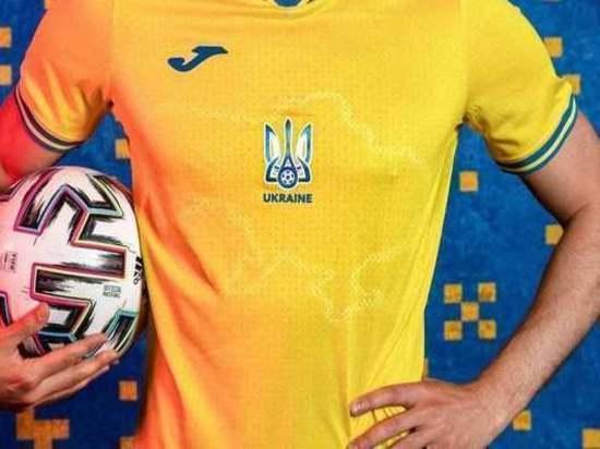 УЕФА обязал сборную Украины убрать один из лозунгов на форме к Евро