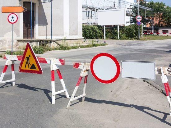 Из-за ремонта Рябовского шоссе автомобилистов вновь ждут перекрытия